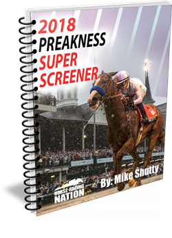 2018 Preakness Stakes Super Screener