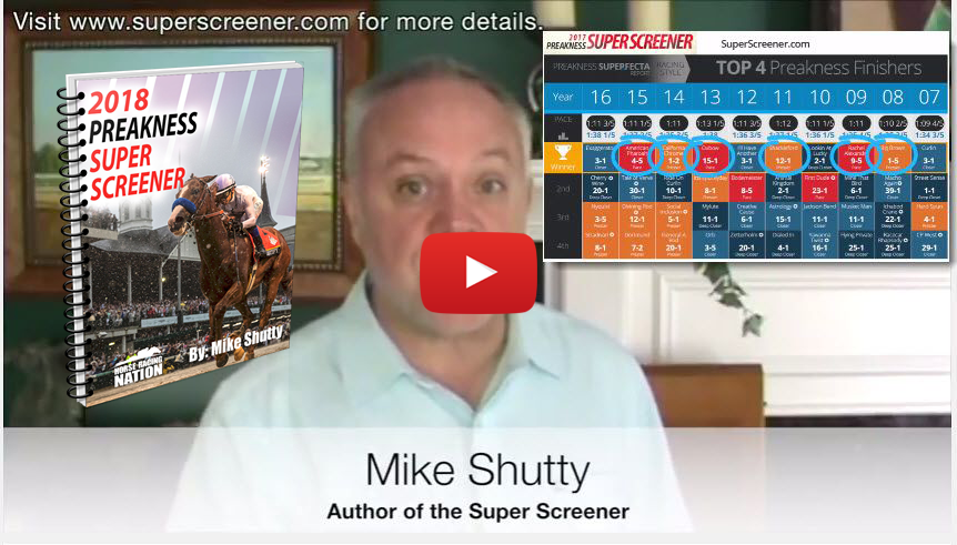 Video: 3 Key Tips to the Preakness Stakes – Super Screener