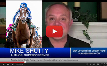 Kentucky Derby picks video