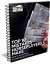 Top 10 Horseplayer Mistakes Free Ebook